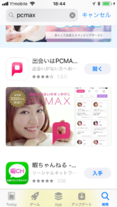 PCMAX画面